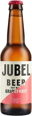 Jubel Coast Beer cut with Grapefruit, NRB 330 ml x 12