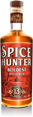 Spice Hunter Spiced Rum 70cl