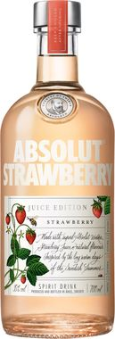 Absolut Juice Strawberry 70cl