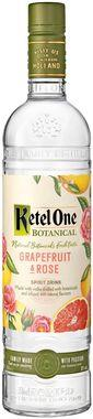 Ketel One Botanicals Grapefruit and Rose 70cl