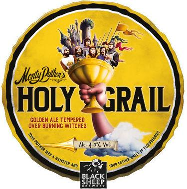 Black Sheep Monty Python Holy Grail, Cask 9 gal x 1