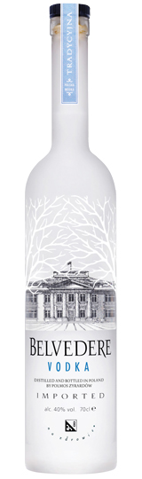 Belvedere Pure Magnums 175cl