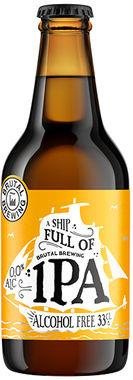 A Ship Full of IPA Non-Alcoholic 0.0% 330 ml x 24