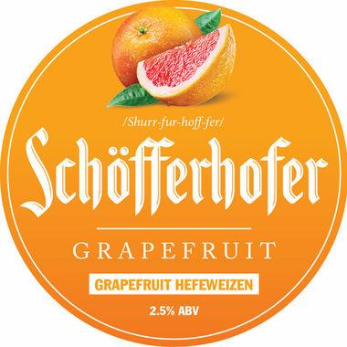 Schöfferhofer Grapefruit, Keg 50 lt x 1