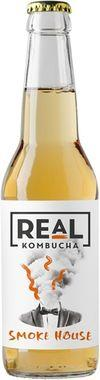REaL Kombucha Smoke House - non alcoholic alternative to a cider 275 ml x 24
