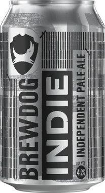Brewdog Indie Pale, Can 330 ml x 24