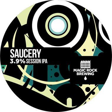 Magic Rock Saucery Session IPA, Keg 30 lt x 1
