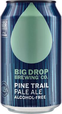 Pine Trail Pale Ale (Big Drop), Can 330 ml x 12