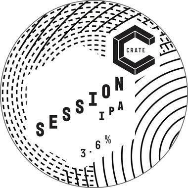 Crate Session IPA, Keg 30 lt x 1