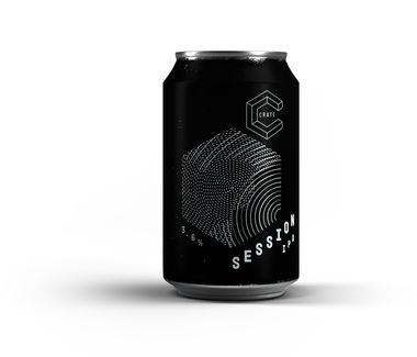 Crate Session IPA, Can 330 ml x 12