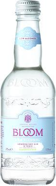 BLOOM & Signature Tonic with a Hint of Elderflower 275 ml x 12