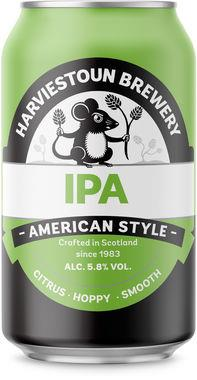Harviestoun IPA, Can 330 ml x 24