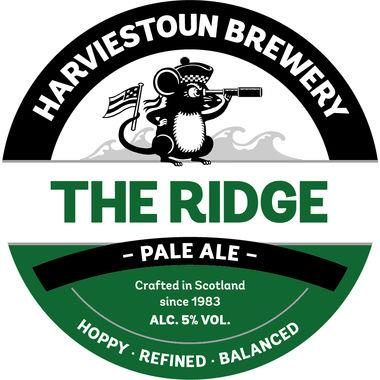 Harviestoun The Ridge Pale Ale, Keg 30 lt x 1