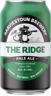 Harviestoun The Ridge Pale Ale, Can 330 ml x 24