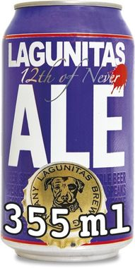 Lagunitas 12th Never, Can