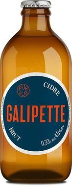 Galipette Brut, NRB 330 ml x 24
