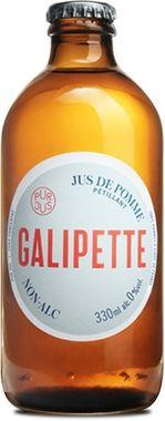 Galipette 0%, NRB 330 ml x 24