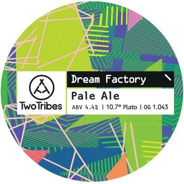 Two Tribes Dream Factory Pale Ale, Keg 30 lt x 1