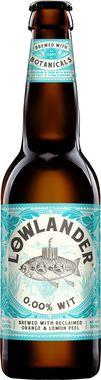 Lowlander 0.00% Wit, NRB 330 ml x 24