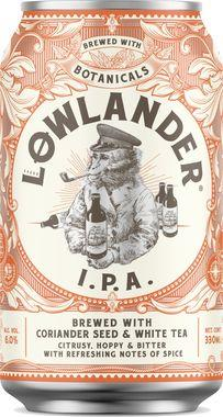 Lowlander IPA, Can 330 ml x 24