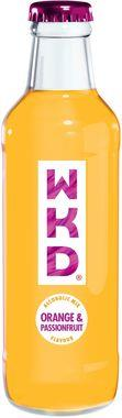 WKD Orange & Passionfruit, NRB 275 ml x 24