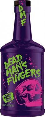 Dead Man's Finger Hemp Rum 70cl