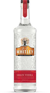 JJ Whitley Grain Vodka 70cl