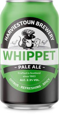Harviestoun Whippet Pale Ale, Can 330 ml x 24