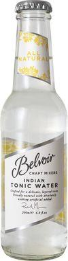 Belvoir Fruit Farms Indian Tonic Water 200 ml x 24