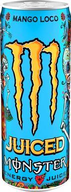 Monster Energy Mango Loco, Can 250 ml x 24