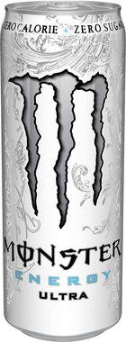 Monster Energy Ultra, Can 250 ml x 24
