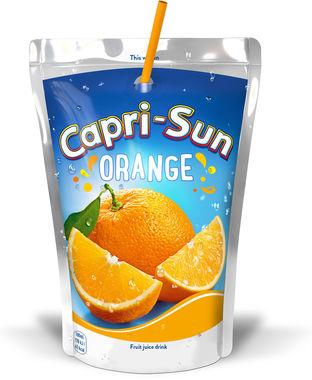 Capri Sun Orange (No added sugar)