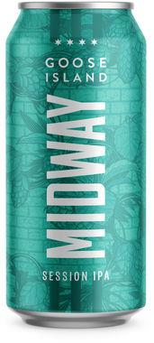 Goose Island Midway Tall Boy, Can 440 ml x 24