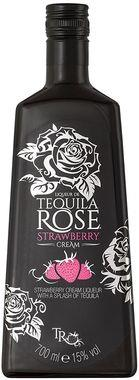 Tequila Rose Strawberry Liqueur 70cl (1)