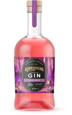 Kopparberg Mixed Fruit Gin 70cl