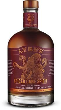 Lyres Spiced Cane Spirit 70cl