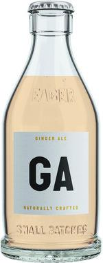 Eager Ginger Ale 200 ml x 24