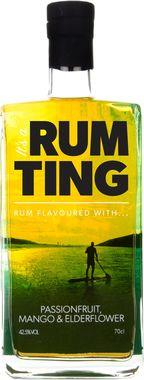 RumTing - Passionfruit, Mango & Elderflower 70cl