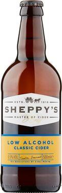 Sheppy's Low Alcohol Classic Cider 500 ml x 12