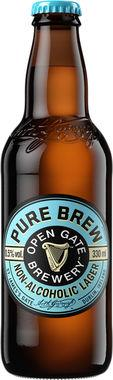 Open Gate Pure Brew Ultra Low Alc Lager 330 ml x 24