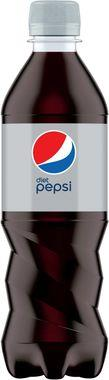 Diet Pepsi, PET 500 ml x 24