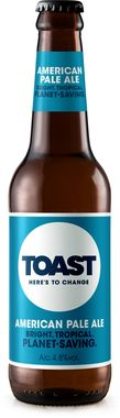 Toast Planet-Saving American Pale Ale, NRB
