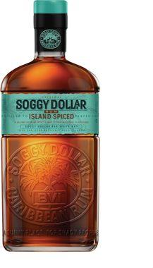 Soggy Dollar Island Spiced Rum 70cl (1)