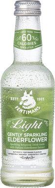 Fentimans Light Elderflower, NRB 250 ml x 12
