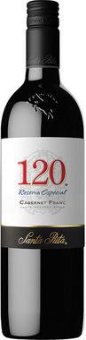 Santa Rita 120 Cabenet Franc, Central Valley