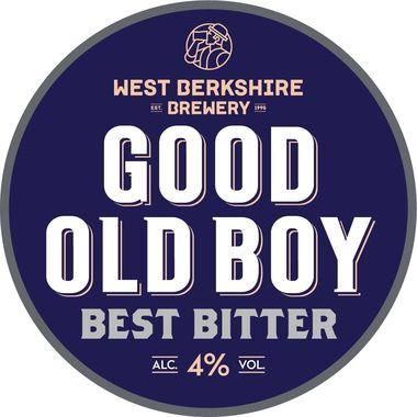 Good Old Boy Best Bitter, Keg 30 lt x 1