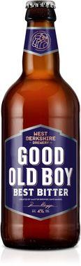 Good Old Boy Best Bitter, NRB 500 ml x 12
