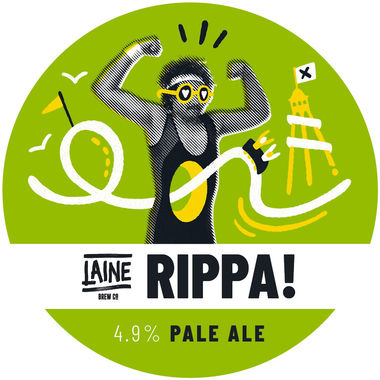 Laine Brew Co, Rippa! Session IPA Keg