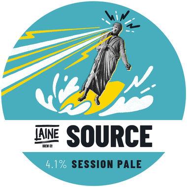 Laine Brew Co, Source Pale Ale, Keg