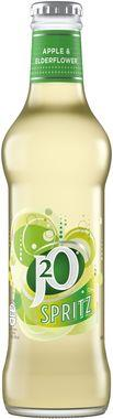 J2O Spritz Apple & Elderflower, NRB 275 ml x 24